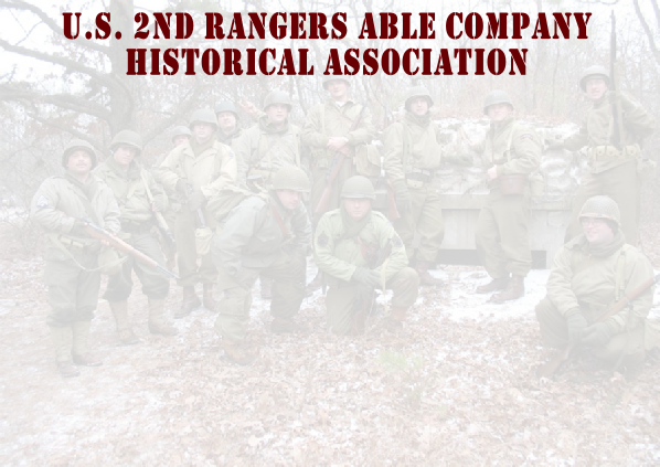 U.S. 2nd Rangers Able Company Historical ASSOCIATION